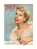 True Love Stories Vintage Magazine - June 1949 - I Stole My Love