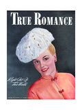 True Romance Vintage Magazine - March 1947 - Right Out of This World