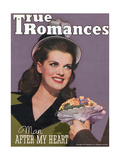 True Romances Magazine - October 1944 - Janis Paige