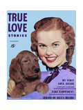 True Love Stories Magazine - September 1952