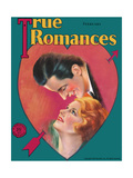 True Romances Magazine - February 1931 - Charles Sabin - Mabel Northway