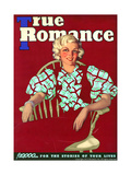 True Romances Vintage Magazine - May 1936