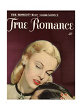 True Romance Vintage Magazine - September 1946
