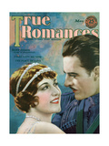 True Romances - April 1925 - Antonio Moreno - Helene Chadwick - the Border Legion - Paramount