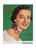 True Love Stories Magazine - December 1950