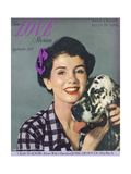 True Love Stories Magazine - September 1949 - Silvermine Wagabond Owned by Silvermine Kennels