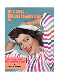 True Romance Vintage Magazine - July 1955 - Wild Fling