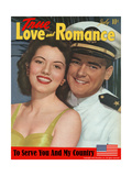 True Love & Romance Magazine - July 1943