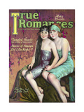 True Romances - May 1924 - Duncan Sisters