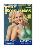 True Romances Magazine - September 1941 - Betty Grable