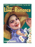 True Love & Romance Magazine - May 1939