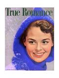 True Romance Vintage Magazine - February 1955