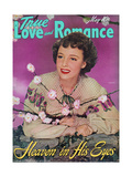 True Love & Romance Magazine - May 1942 - Laraine Day