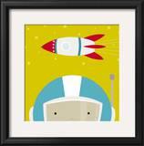 Peek-a-Boo Heroes: Astronaut