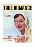 True Romance Vintage Magazine - August 1958 - 35th Anniversary Issue