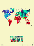 It's a Beautifull World Poster 2