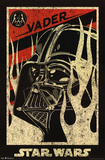 Star Wars Darth Vader Propaganda Movie Poster