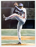 The Wind Up (New York Mets Dwight Gooden)