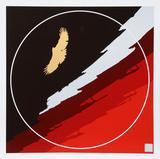 Untitled Hawk Reproductions de collection premium par Thomas Benton