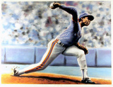 The Delivery (New York Mets Dwight Gooden)
