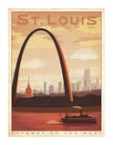 St Louis  Missouri: Gateway To The West