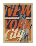 New York City: We Welcome You!
