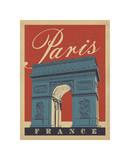 Paris  France (Arc)