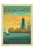 Chicago  Illinois: Enjoy The Lakefront
