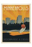 Minneapolis  Minnesota: Spoonbridge & Cherry