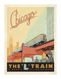 Chicago: The 'L' Train