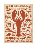 I Love Seafood (Lobster)