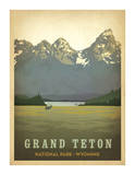 Grand Teton National Park  Wyoming