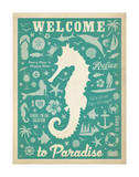 Welcome to Paradise (Sea Horse)