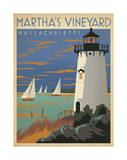 Martha's Vineyard  Massachusetts (Lighthouse)