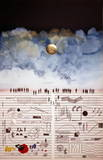 Sheet Music and Facetious Sky