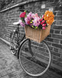 Basket of Flowers II