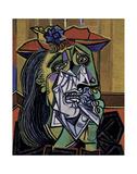 Weeping Woman, 1937 Reproduction d'art par Pablo Picasso