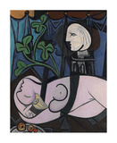 Nude, Green Leaves and Bust, 1932 Reproduction d'art par Pablo Picasso