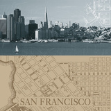 San Francisco Map I