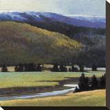 Foothills in Late Spring
