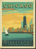 Chicago  Illinois: Enjoy The Lakefront
