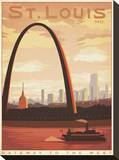 St Louis  Missouri: Gateway To The West