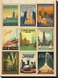 Chicago Multi Print
