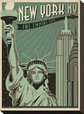 New York  NY: The Empire City