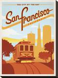 San Francisco  California: The City By The Bay