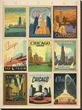 Chicago Multi Print