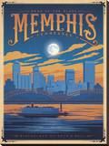 Memphis  Tennessee: Home Of The Blues