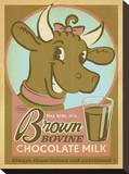 Brown Bovine Chocolate Milk