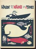 Havin' A Whale Of A Time!