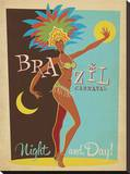 Brazil Carnaval Night And Day!